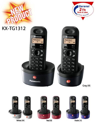 kx-tg1312