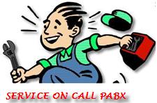 service pabx