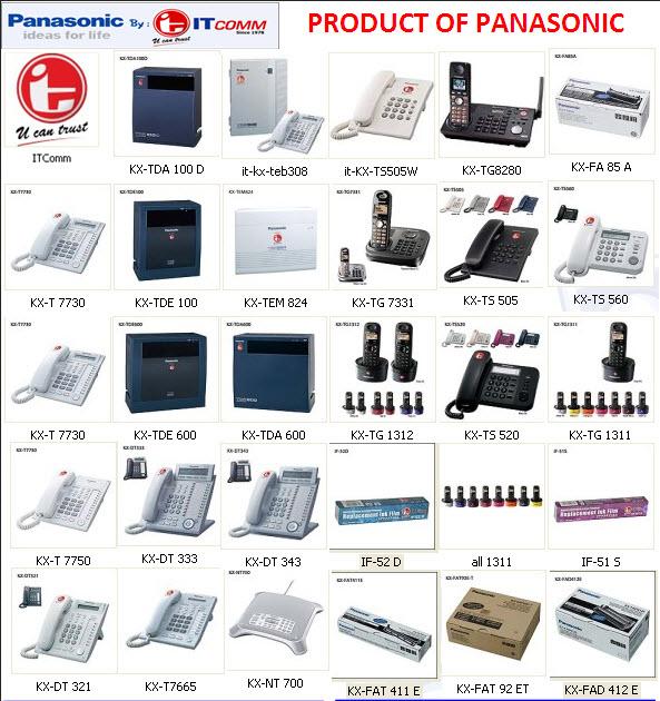 Pabx Panasonicitcom