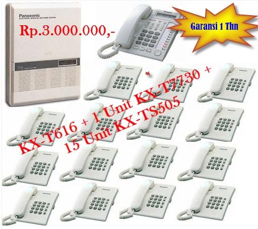 KX-T616 6 Line 16 Extension
