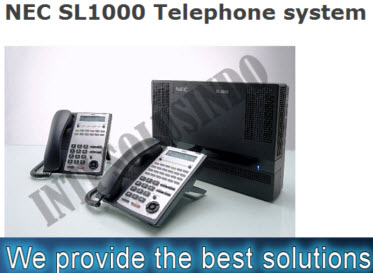 Pabx Nec SL1000