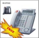Free KX-DT333