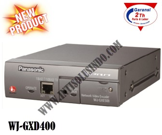 DVR IP Panasonic